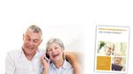 Herweck mit Beratungsbroschüre für seniorengerechte Produkte
