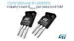 1500-V-Superjunction-MOSFET vorgestellt