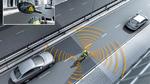 Bosch macht den Spurwechsel für Motorradfahrer sicher