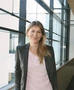 Lisa Wölk ist Business Development Manager IoT/Industrie 4.0/Cloud bei Transtec