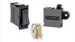 Die energieautarken Funkschalter von Cherry Industrial Solutions sind für europäische 868-MHz- oder nordamerikanische 915-MHz-Frequenzbänder ausgelegt