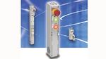 Ein Optionsmodul für das Sicherheitsschalter- und Schlüsseltransfersystem Safemaster STS vereinfacht die Einbindung von Befehls-, Melde- und Not-Halt-Funktionen sowohl in neue als auch in bestehende Sicherheitskonzepte