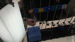 Radar-Schokoladenautomat am Stand von embedded brains
