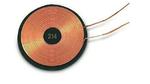 Bild 2. Beispiel für eine Ladespule vom Typ WE- WPCC 760308101214 mit einer Dicke von 0,8mm.