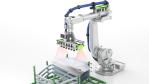 Kalibriersystem advintec 6D Laservermessung von Leoni