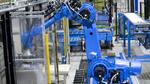 Neuer Absatzrekord für Industrie-Roboter