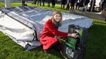 Solarzelte für Krisengebiete