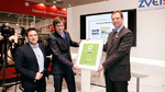 Heliatek gewinnt GreenTec Award in der Kategorie »Produktion«