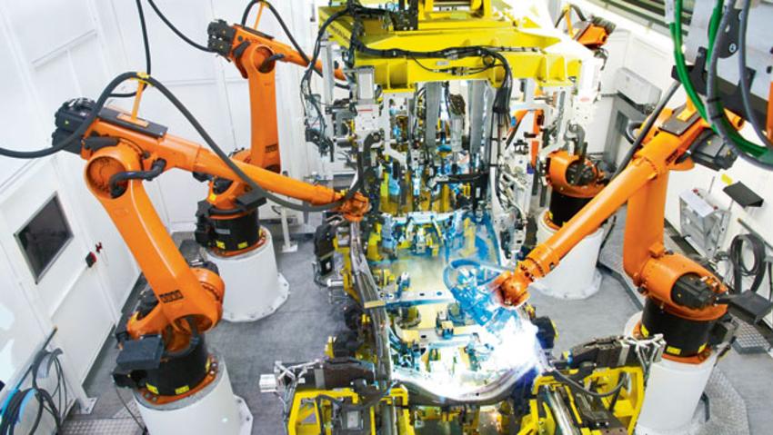 Kuka roboter preis