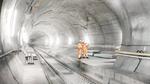 Ohne Elektronik kein Gotthard-Tunnel
