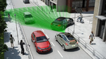 Valeo entwickelt gemeinsam mit LeddarTech LiDAR-Festkörpersensor