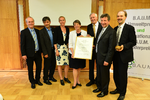 Weidmüller erhält B.A.U.M.-Umweltpreis