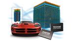 Toshiba liefert 3D-Flash-ICs mit 512 Gbit aus