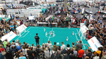 Roboter mischen Leipziger Messe auf