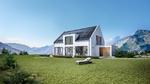 Vier neue, monokristalline Photovoltaikmodule
