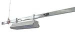 Tragschienensystem für LED-Hallenleuchten