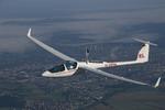 Der Elektro-Segler fliegt 100 km bei Volllast