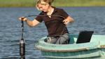 Smarte Messboje überwacht Wasserqualität