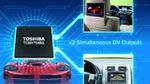 Prozessor für hochauflösende Automotive-Panels