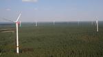 Größter Onshore-Stadtwerke-Windpark in Betrieb