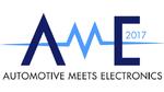 Automotive meets Electronics 2017
