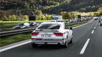 Neue Technologien von Audi für automatisiertes Fahren und V2X