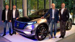 Daimler baut ersten EQ im Werk Bremen