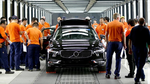 Volvo weitet Fertigung in China aus