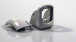Redesign kreiert ergonomischen Kabeldurchgang