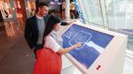 Kundenansprache zwischen Sicherheitscheck und Gate