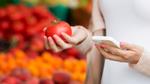 Kalorien- oder Nährwertsensor im Smartphone