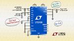 2,5 A-Synchron-DC/DC-Abwärtsregler mit zwei Eingängen