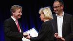 Gerhard Fettweis erhält VDE-Ehrenring