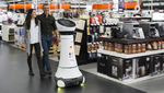 Care-O-bot 'Paul' hilft Saturn-Kunden