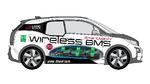 Drahtloses Batteriemanagementsystem in einem BMW i3