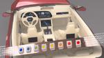 Allianz IseLED revolutioniert Innenlicht im Fahrzeug