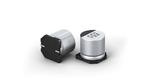 Alu-Elektrolytkondensatoren bis 125 °C einsetzbar