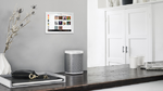 Crestron: Smart-Home-Technik im Wohnzimmer