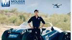 Autonomes 3D-Druck Fahrzeug lässt Drohnen fliegen