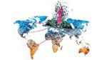 Landkarte mobiler Bedrohungen
