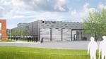 Das neue Produktions- und Logistikgebäude soll im August 2017 bezugsfertig sein.