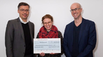 Nikolausgeschenk an die Stiftung Ambulantes Kinderhospiz München