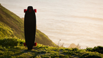 Elektrisches IoT-Skateboard mit Stil