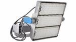 Das neue LED-Flutlichtsystem Philips ArenaVision integriert kopfbewegte Scheinwerfer (Moving-Heads), die das Entertainmenterlebnis im Stadion steigern.
