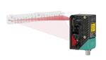 3D-Lichtschnittsensor und 2D-Vision-Sensor in einem