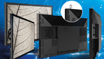 Gestenbedienbare LCD-Monitore bis 65 Zoll
