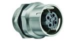 Innovativer M12-Stecker mit Push-Pull-Verriegelung!