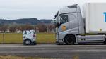 Schärfere Gesetze für Lkw-Notbremsassistenten