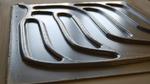 Solarkollektoren aus Ultrahochleistungsbeton