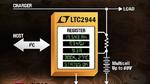 60V-I²C-Batterie-Monitor misst Ladeparameter mit 1% Genauigkeit